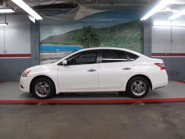 Used 2015 Nissan Sentra SV at AAA Motor Cars