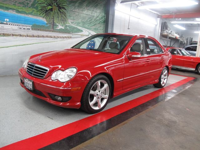 Used 2007 mercedes benz c230 2 5l sport at aaa motor cars for Mercedes benz c230 sport