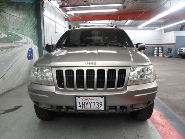 ... 1999 Jeep Grand Cherokee Limited ...