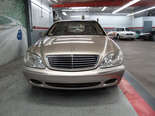 Used 2002 mercedes benz s430 4 3l at aaa motor cars for 2002 s430 mercedes benz
