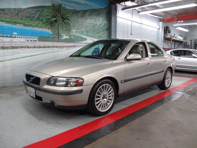 2003 Volvo S60 2.4L Turbo