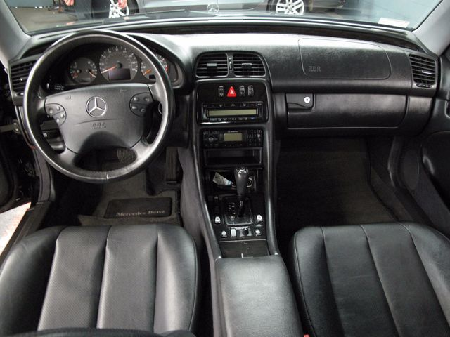 2000 Mercedes-Benz CLK430