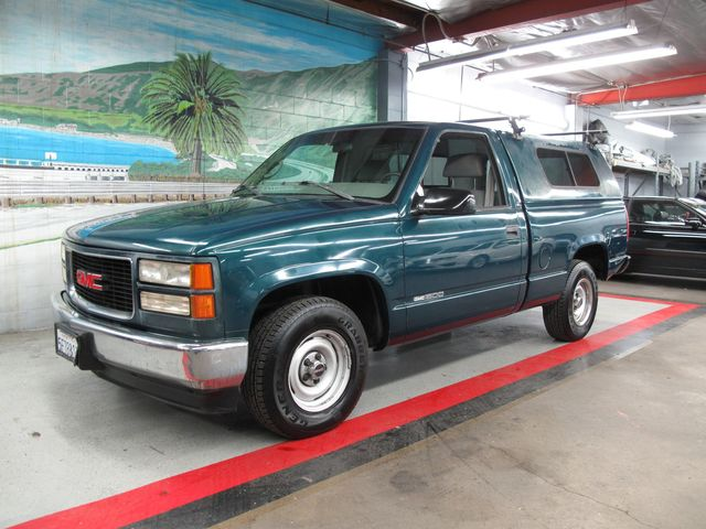 1995 GMC Sierra 1500 Short Bed