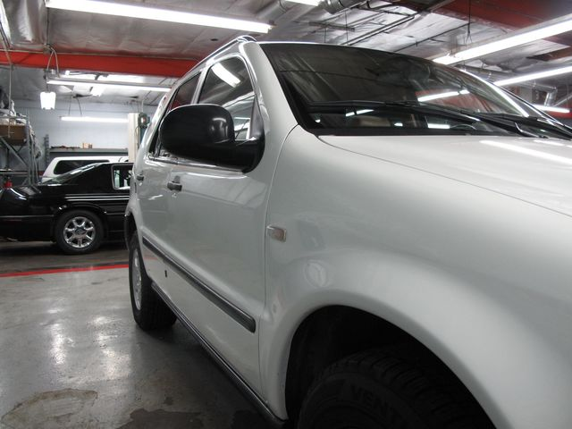 1999 Mercedes-Benz ML320