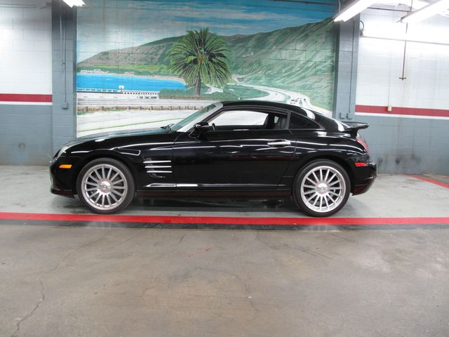 Used 2005 Chrysler Crossfire Srt 6 At Aaa Motor Cars
