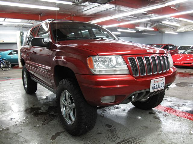 used 2002 jeep grand cherokee overland at aaa motor cars used 2002 jeep grand cherokee overland