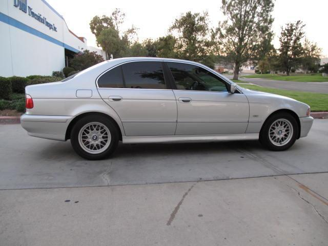 Used 2001 BMW 5-Series 525i at AAA Motor Cars