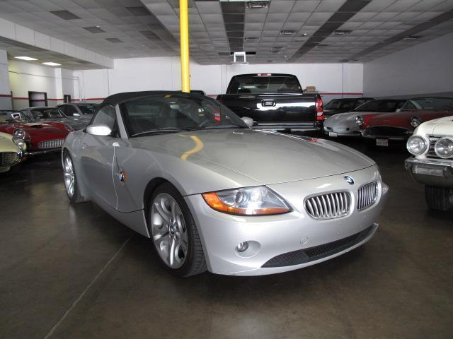 used 2004 bmw z series z 4 3 0 at aaa motor cars. Black Bedroom Furniture Sets. Home Design Ideas