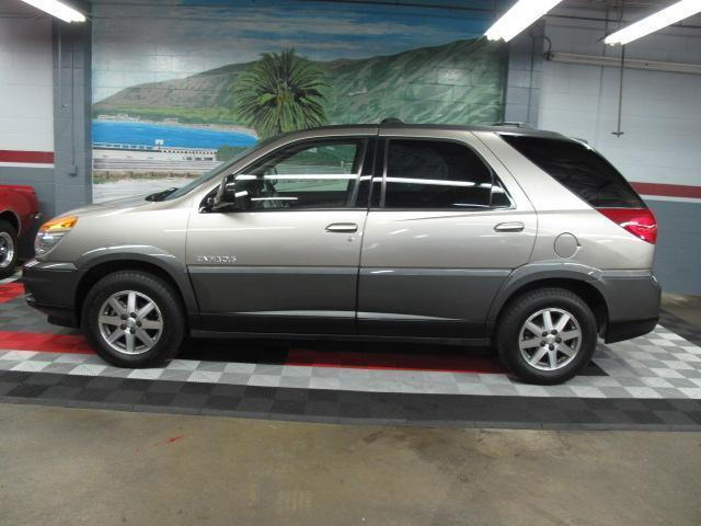 used 2002 buick rendezvous cx 2wd at aaa motor cars. Black Bedroom Furniture Sets. Home Design Ideas