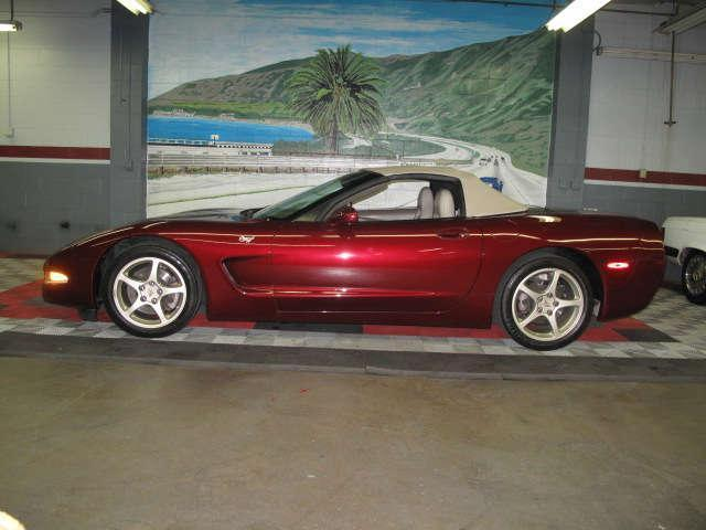 used 2003 chevrolet corvette 50th anniversary at aaa motor cars. Black Bedroom Furniture Sets. Home Design Ideas