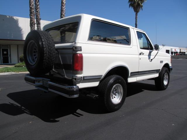Used 1988 ford bronco custom at aaa motor cars for Bronco motors used cars