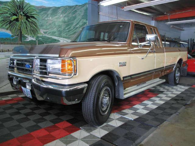 Aaa Towing Cost >> Used 1991 Ford F-250 XLT LARIAT at AAA Motor Cars