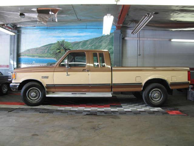 Aaa Used Cars >> Used 1991 Ford F-250 XLT LARIAT at AAA Motor Cars