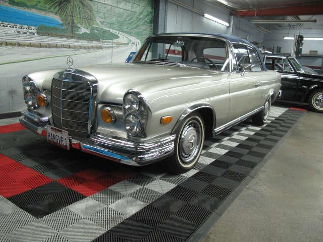 used 1965 mercedes benz 220 se convertible at aaa motor cars. Black Bedroom Furniture Sets. Home Design Ideas