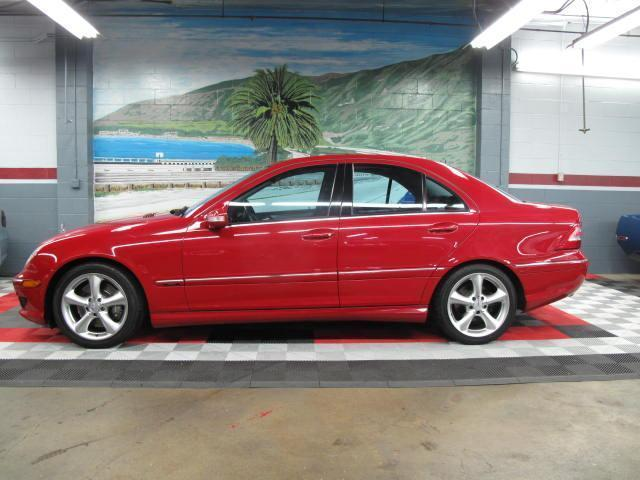 Used 2005 mercedes benz c class c230 kompressor at aaa for 2005 mercedes benz c230 kompressor