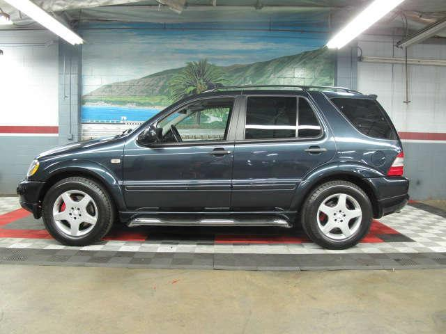 Used 2000 mercedes benz m class amg at aaa motor cars for 2000 mercedes benz m class
