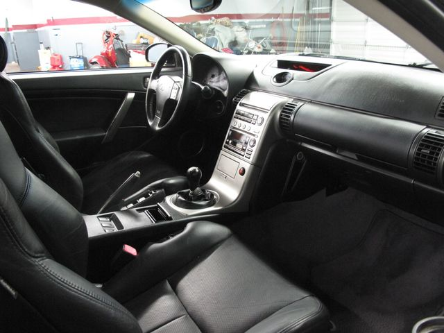 2003 INFINITI G35 Coupe w/Leather