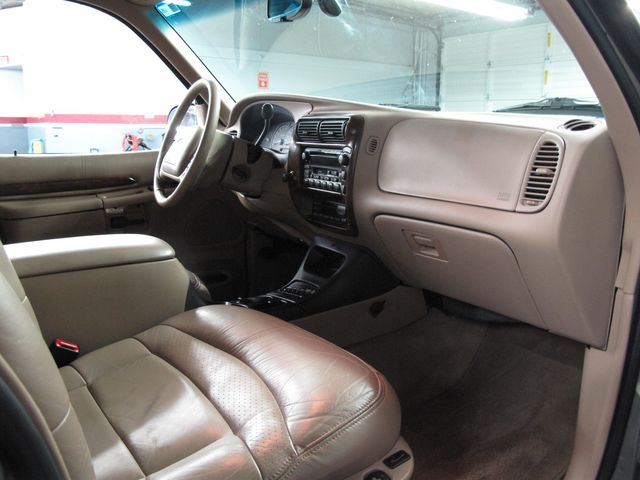 2000 Ford Explorer Limited