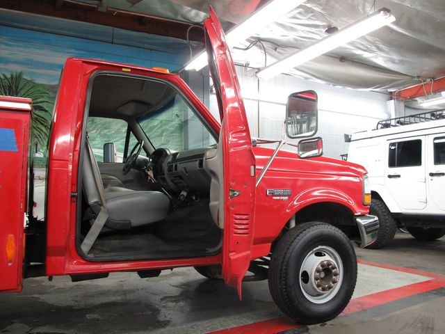 1997 Ford F-Super Duty Chassis Cab Service Body
