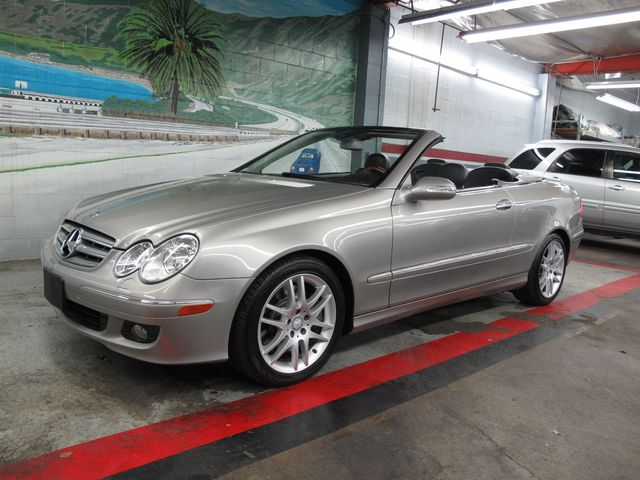 2009 Mercedes-Benz CLK350 3.5L