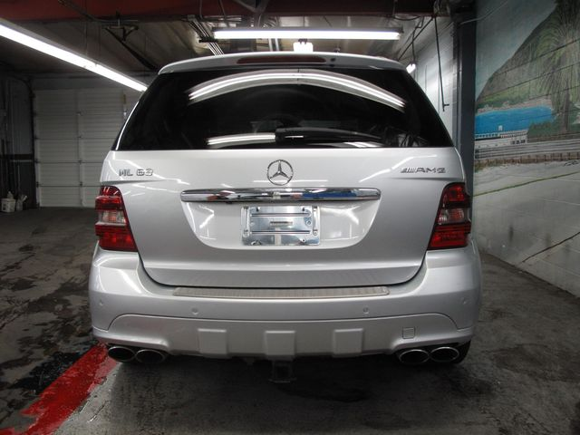 2008 Mercedes-Benz ML63 6.3L AMG