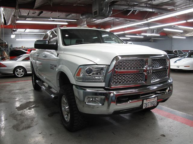 2015 RAM 2500 Laramie Power Wagon