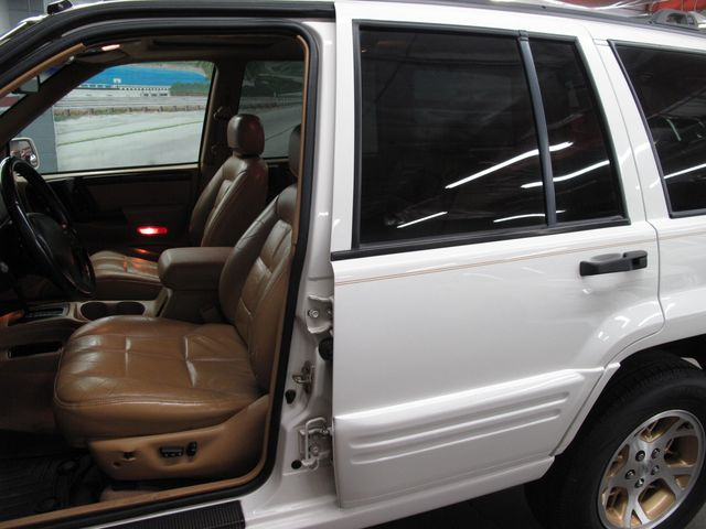 1997 Jeep Grand Cherokee Limited